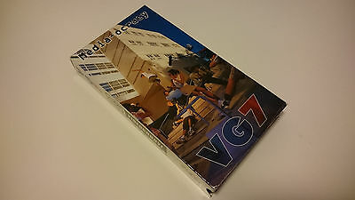 Video Groove 7 VG7 video VHS vintage rollerblade aggressive inline
