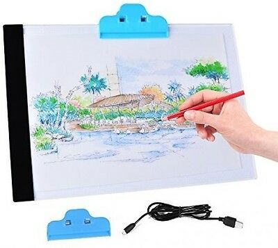 XCSOURCE Artist Ultra-thin A4 LED Art Display Drawing Board Stencil Light Box