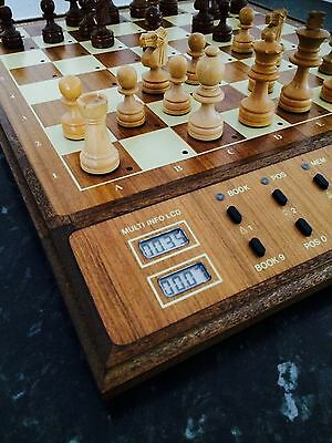 Electronic Chess Mephisto Monte Carlo