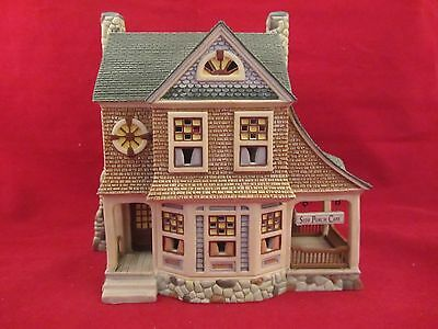 Dept 56 SIDE PORCH CAFE Seasons Bay Collection   #53303  (117SH)
