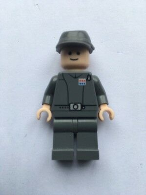 LEGO Star Wars Imperial Officer sw154  VGC