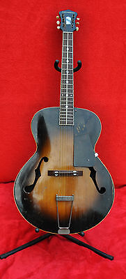 Rare Gibson Cromwell G4 Archtop Acoustic Guitar Made in Kalamazoo 1938, Restored
