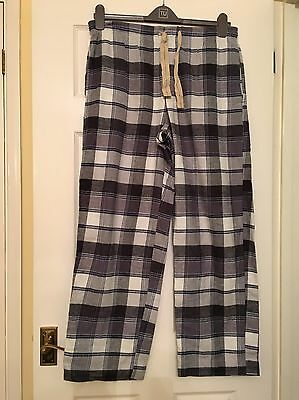 Marks And Spencer Men's Lounge Pants Size M.