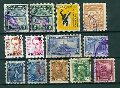 timbres venezuela   stamps