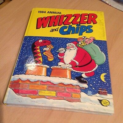 whizzer and chips annual