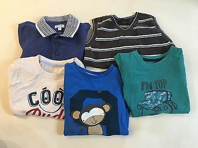 Boys 18-24 month, Top Bundle, NEXT, MOTHERCARE, REBEL, EARLY DAYS