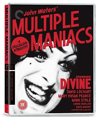 Multiple Maniacs - The Criterion Collection (Restored) [Blu-ray]