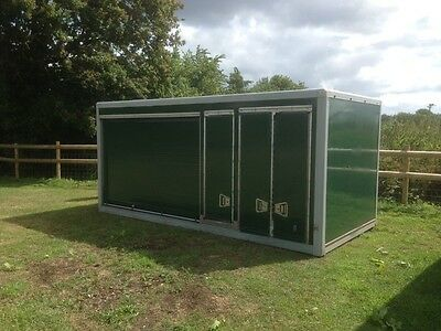 Storage Container ,Secure ,Strong ,Dry ,Stackable, Delivery Possible