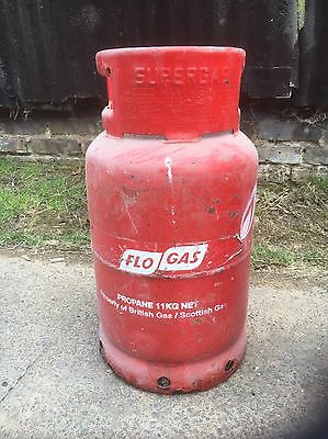 Flogas Propane 11KG Gas Bottle EMPTY