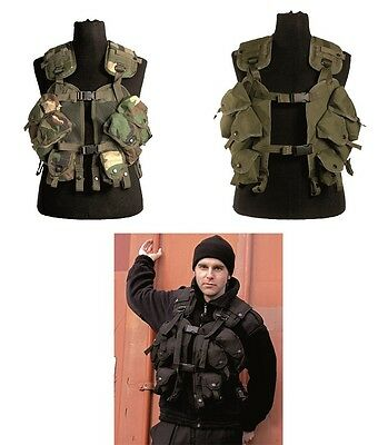 Us Weste Load Bearing Einsatzweste Military Army Paintbal Airsoft Angeln Outdoor
