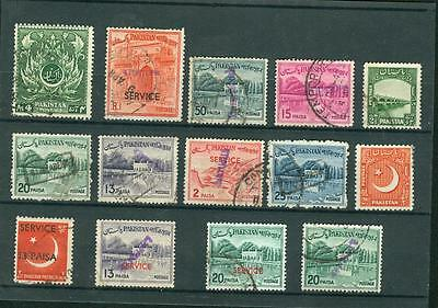 timbres pakistan stamps