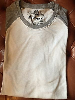 T Shirt bicolore American Rag taille S