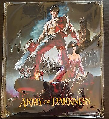 """Army Of Darkness """"Evil Dead"""" Mouse Mat - Nerd Horror Block Exclusive"""