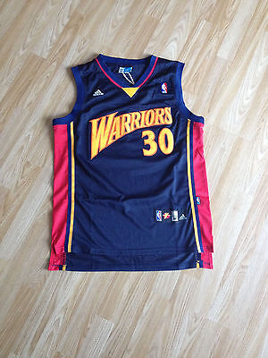 Golden State Warriors Steph Curry swingman jersey size M.
