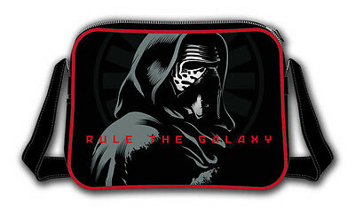 Star Wars Episode VII Rule The Galaxy Messenger Bag 100% Official - Free UK Post