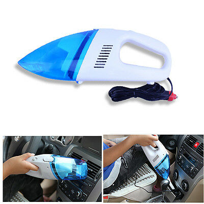 Car Vacuum Cleaner Car Vehicle Auto Truck Portable Powered Cleaner 12V 60W
