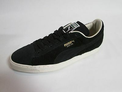 Puma Men's Athletic Shoes Sneakers Black Suede Size 10.5 Very Nice!!