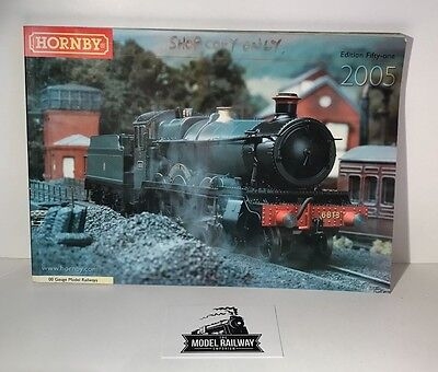 Hornby Product Catalogue Circa 2005 - Light Usage Reference Point Bargain