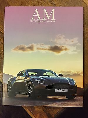 Aston Martin Magazine (Spring edition 2016) Featuring The DB11