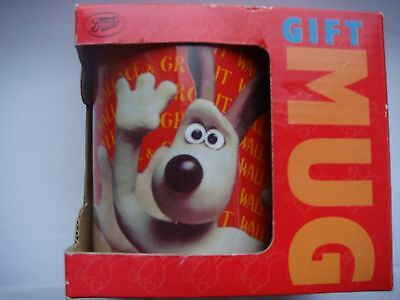 wallace and gromit mug in gift box new