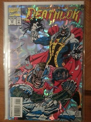 Deathlok 25 (Marvel) near mint w bag/board Will combine s/h