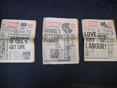Daily Star Newspaper First 3 Issues