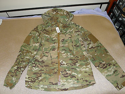 NEW PCU L5 Multicam softshell Jacket - Medium new with tag