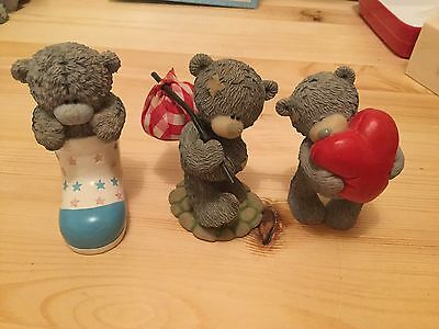 Job Lot Of Me To You Bears - Loose Figurines