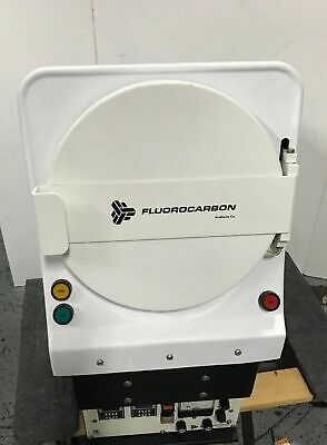 FLUOROCARBON Wafer Spin Machine Model MINI CLASSIC B Rinser Dryer