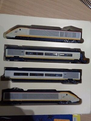 Hornby Eurostar 373 Train Pack Ho Gauge
