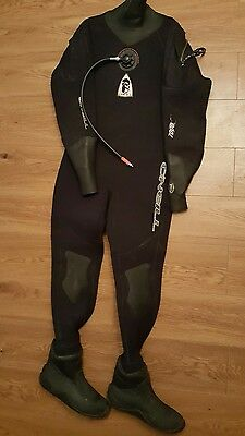 O'neill  Diving Dry Suit xxl