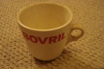 Bovril Mug - Arklow - Vintage And Collectable