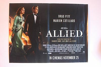 Allied Quad poster
