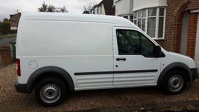 Ford transit connect lwb high top (low milage)