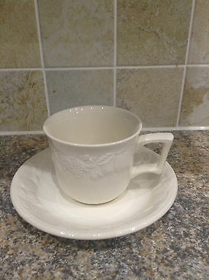 BHS Lincoln Cup and Saucer