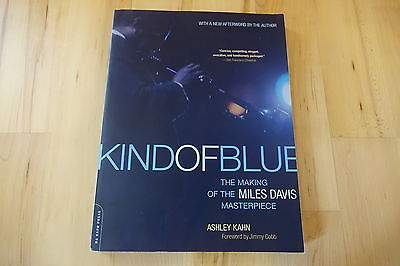 Buch ASHLEY KAHN: KIND OF BLUE The Making of the Miles Davis Masterpiece TOP !!