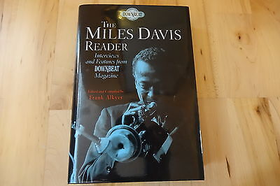Buch THE MILES DAVIS READER: Interviews and Features from DOWNBEAT Magazine