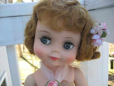 "FLIRTY EYE BETSY MCCALL SUGAR AND SPICE 20"" American Character 1958 19"""