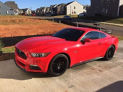2015 Ford Mustang GT Premium 2015 Ford Mustang GT Premium Performance Package