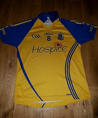 GAA Roscommon Jersey player fit No.8