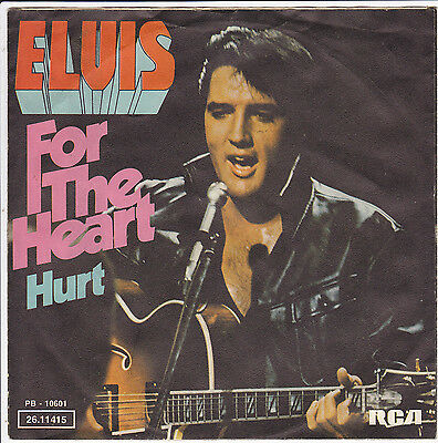 Elvis Presley - For The Heart