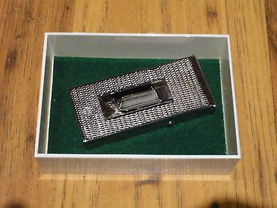 F HINDS Stainless Steel Cigar cutter in Box