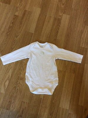 Babys Long Sleeved Vest From Mamas & Papas Size 3-6 Months Brand New Without Tag