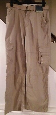 Boys Cherokee Combat Trousers Age 14-15yrs.