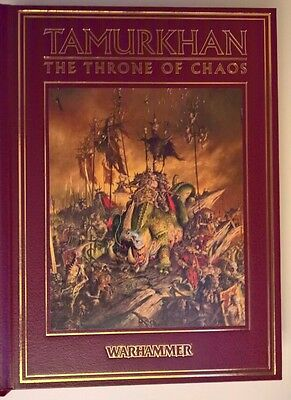 Forgeworld - Tamurkhan The Throne of Chaos - OoP