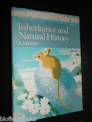 The New Naturalist 61: Inheritance and Natural History - 1977-1st - R J Berry
