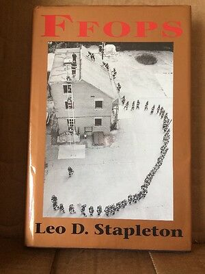 Ffops Hardcover By Leo Stapleton HB DJ *Signed*