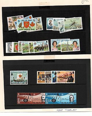 Isle of Mann stamps