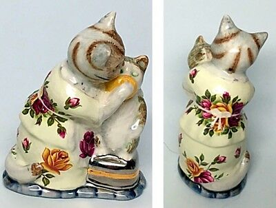 Country Bouquet- Beswick Beatrix Potter Figurine Tabitha Twitchit & Ms. Moppet