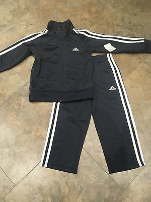 Grey Adidas Zip Tracksuit Football Training Joggers BNWT Top Used See Desc 3 4